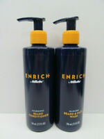 Gillette Enrich Beard And Face Wash And Beard Conditioner Bundle NEW