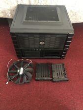 Cooler Master HAF XB EVO Computer Case - Black - Mess Top