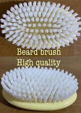 Beard /Moustache Round Handle Mens Brush