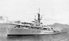 ROYAL NAVY BLACK SWAN CLASS SLOOP HMS OPOSSUM