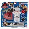 TURNING MECARD W DORA White Transformer Transforming CAR Robot Kids Toy Korean