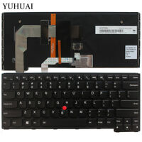 New for LENOVO IBM Thinkpad S3 Yoga 14 US keyboard 00HW800 SN20F98451 Backlit