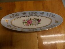 ARNART 5TH AVE #2113 PORCELAINE HAND PAINTED DISH DEPICTING FRENCH SERIES