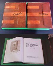 Michelangiolo Buonarroti - Ed. Eldec - Con Incisioni In Rame di Marc Dautry