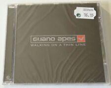 GUANO APES WALKING ON A THIN LINE NUOVO SIGILLATO CD SPED GRATIS SU + ACQUISTI