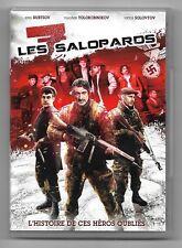 DVD GUERRE / LES 7 SALOPARDS - L'HISTOIRE DE CES HEROS OUBLIES / COMME NEUF