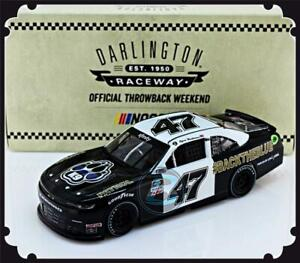 "2020 KYLE WEATHERMAN #47 #BACKTHEBLUE ""K9"" DARLINGTON THROWBACK 1:24 ""708 MADE"""
