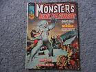 Monsters Unleashed #9 December 1974 Marvel/Curtis