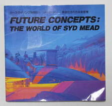 Syd Mead Future Concepts: The World of Syd Mead book art illust