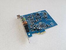 X-Fi Xtreme Audio SB0820 PCI-E Sound Card Fiber