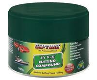 Septone Mr Buff Cutting Compound 500g Machine Buffing Hand Rubbing Auto Marine