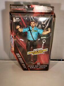 WWE Mattel Elite Series Action Figure BIG BOSS MAN Network Spotlight Toys R Us