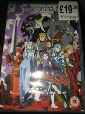 Sword Art Online II Arc 3 mothers rosario   DVD Anime new sealed region 2