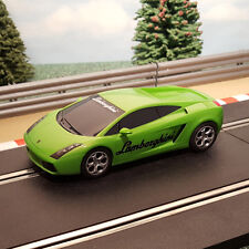 Scalextric 1:32 Drift Car-Verde Lamborghini Gallardo