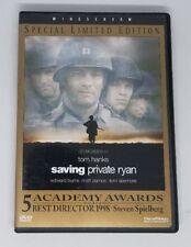 New listing Saving Private Ryan (Dvd, 1999, Special Limited Edition) Tom Hanks, Matt Damon