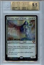 MTG Akroma Angel of Wrath BGS 9.5  FTV Angels Magic Mystic Foil Amricons 9214