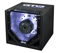 CRUNCH GTO8-BP 20cm 4 Ohm Bandpass Box Gehäusesubwoofer 400 W. Bass Subwoofer