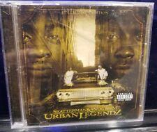 Skatterman & Snug Brim - Urban Legendz CD tech n9ne kutt calhoun strane music