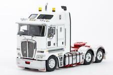 Kenworth K200 2.3 Cab Prime Mover Truck - White - Drake 1:50 Model #Z01424 New!