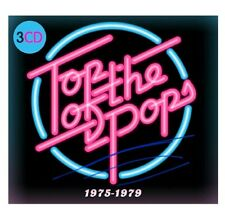 Various Artists - Top Of The Pops 1975-1979 - Various Artists 3CD
