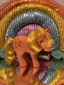 G1 Vintage My Little Pony Applejack