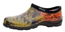 Sloggers  Rain and Garden Shoe  Women's  Size 9  Midsummer Black