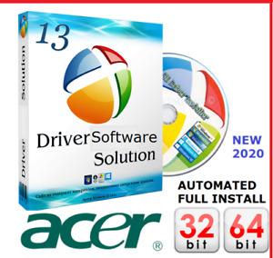 ACER Windows PC & Laptop DRIVERS DVD Recovery|Restore|Install XP|Vista|7|8|10 uk