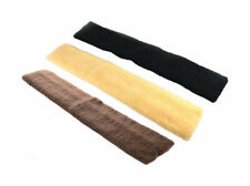 HyComfort Fleece Girth Sleeve Rubbing/Chaffing/Girth Galls Black/Brown/Natural