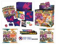 Pokemon TCG Darkness Ablaze ULTIMATE TRAINER KIT Booster Box + Elite + Blisters