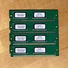 New 64MB 4x 16MB 30 PIN SIMM FPM 60ns RAM non-parity Memory