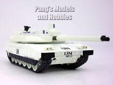 AMX Leclerc T5 Main Battle Tank - UN - 1/72 Scale Diecast Model by Eaglemoss