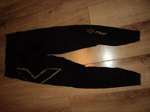 2XU MCS women compression leggins, size S. black