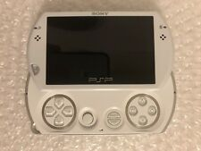 Sony PSP Go (Launch Edition) 16GB Pearl White W/ Charge Cord. Free Shipping!