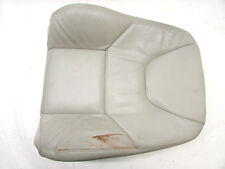 2008 VOLVO S60 FRONT LEFT UPPER SEAT CUSHION TAN 30734279 OEM 05 06 07 08 09