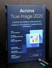 Acronis True Image 2020 - 1 PC/MAC  @NEW@