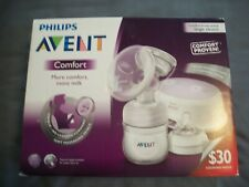 $149.99 NEW AVENT Single Electric Comfort Breast Feeding Pump Kit- FREE SHIPPING