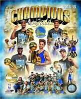 """Golden State Warriors 2015 NBA Champions Limited Edition Photo (Size: 8"""" x 10"""")"""