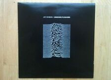 Joy Division Unknown Pleasures LP. Brand New. Never Played.