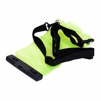 1PC Transparent Green Waterproof Pouch Bag Case for Puxing Baofeng Ham Radio Hot