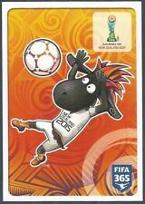 PANINI-2016 FIFA 365- #011-U20 WORLD CUP-NEW ZEALAND 2015