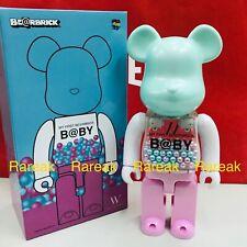 Medicom Be@rbrick 2019 My First Baby 400% Macau WF Fashion bearbrick