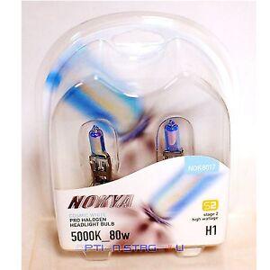 Nokya H1 Cosmic White S2 Headlight Fog Light Halogen Light Bulb 1 Pair NOK8017