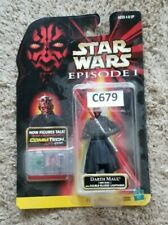 Star Wars Episode 1 Darth Maul Action Figure NIB C679