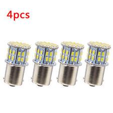 4x 1156 LED Bulb For RV Car Turn Signal Back Up Reverse Brake Tail Light DC 12V