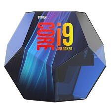 Intel i9 9900K CPU BOX Prozessor, 8-Core, 3,6GHz, Coffee Lake LGA 1151, 16MB