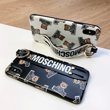 cover iphone 5 moschino silicone
