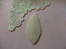 Large leaf veiner Leaves food mold fondant cake decorating APPROVED FOR FOOD