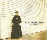 Echo And The Bunnymen - It's Alright 2001 limited edition numbered CD single