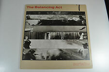The Balancing Act – Curtains – IRS 42237 – Excellent with Lyrics Sheet