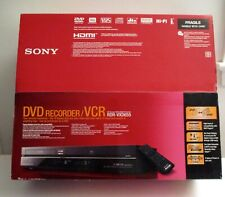 Sony Rdr-Vxd655 Dvd and Vcr Recorder Hdmi Output Dts Digital Factory Sealed Nos